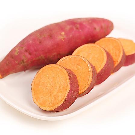 福建沙地六鳌红蜜薯 5斤 中果 包邮