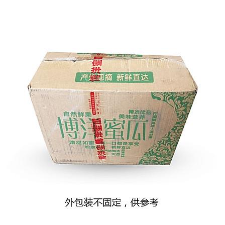 山东博洋甜瓜61号(羊角蜜)2.5kg
