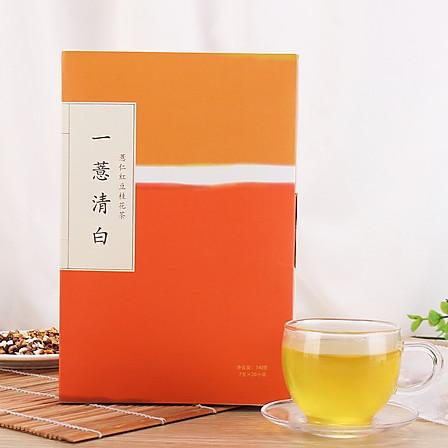 【3盒限时特惠】一薏清白 薏仁红豆桂花茶 7g*20袋*3盒
