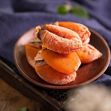 归田居 丨 出口级微霜流心枯露柿饼2斤礼盒装(24个左右)