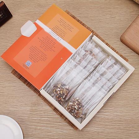 一薏清白 薏仁红豆桂花茶 7g*20袋*2盒