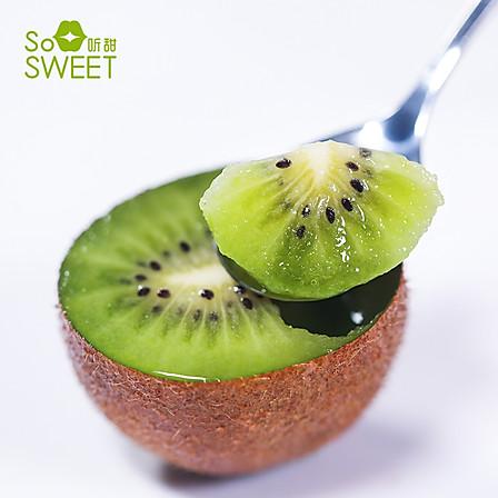听甜 即食徐香猕猴桃4斤30头小果50-70g