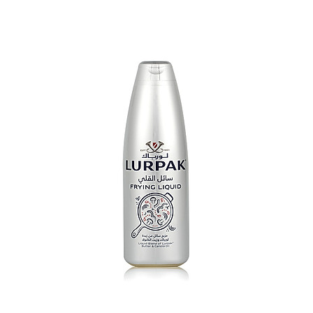 乐派克(LURPAK)高端 液体烹饪黄油 500ml 丹麦进口