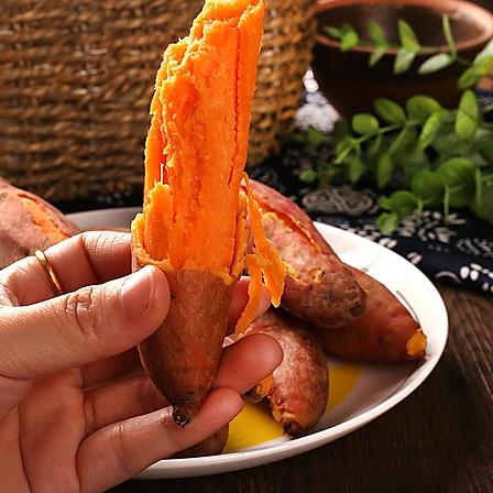 福建六鳌红薯5斤中果