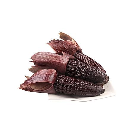 【限量秒杀】山西特产带皮甜糯黑玉米真空包装 220g*10穗装